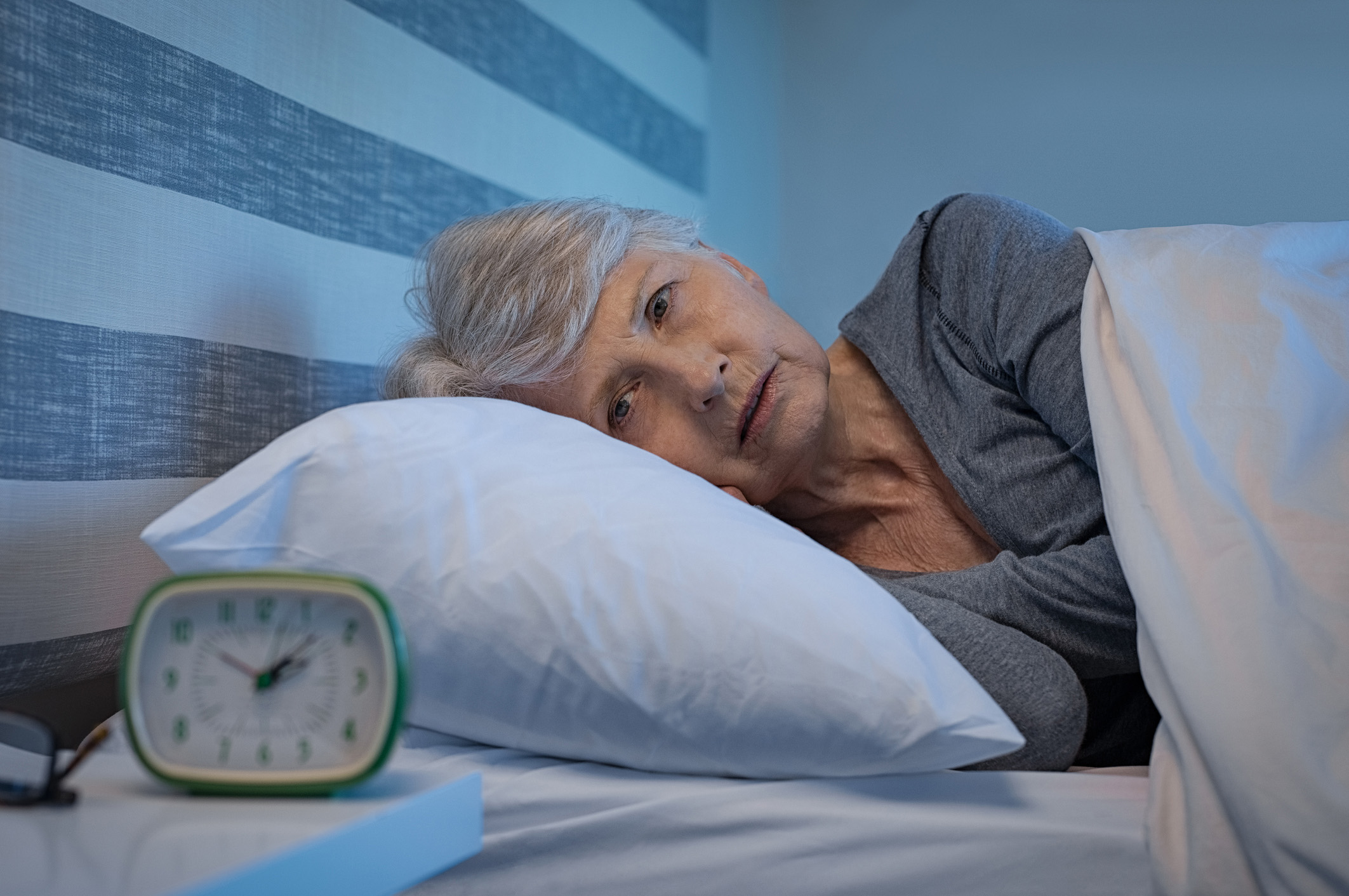 Study finds irregular sleep patterns double the risk of cardiovascular disease in older adults