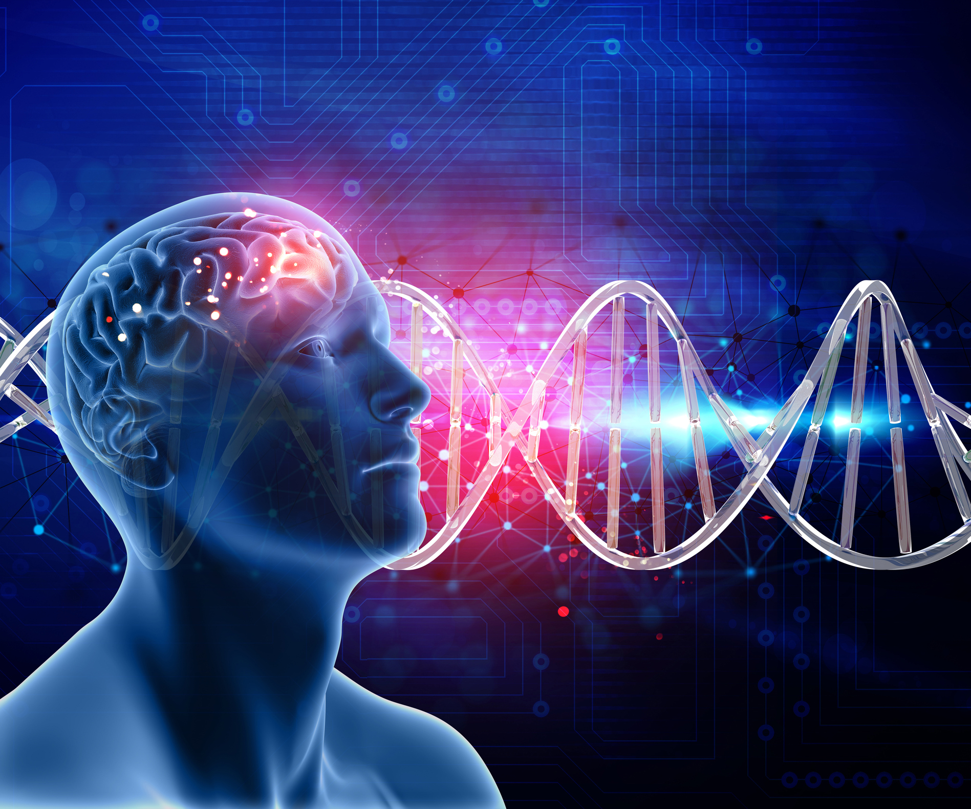 Gene Expression Patterns May Underlie >> Mental Disorders May Share Molecular Origins National Institutes