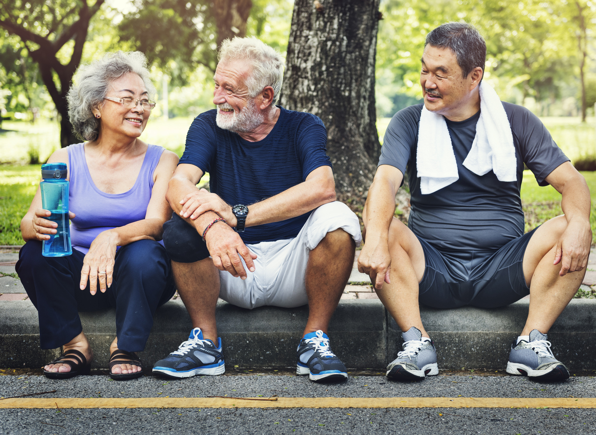 Physical Education Is Key To Longer >> Healthy Habits Can Lengthen Life National Institutes Of Health Nih
