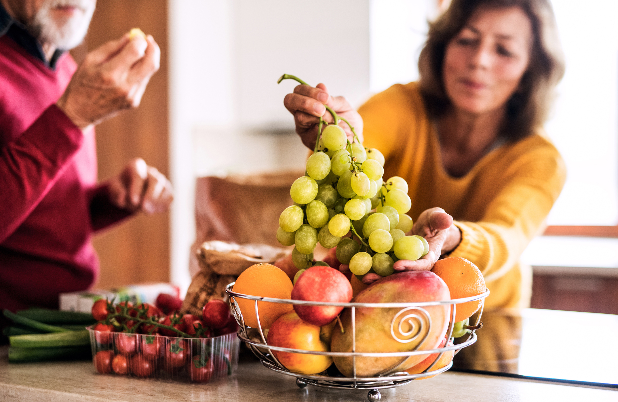 Healthy Diets Linked To Lower Risk Of Hearing Loss In