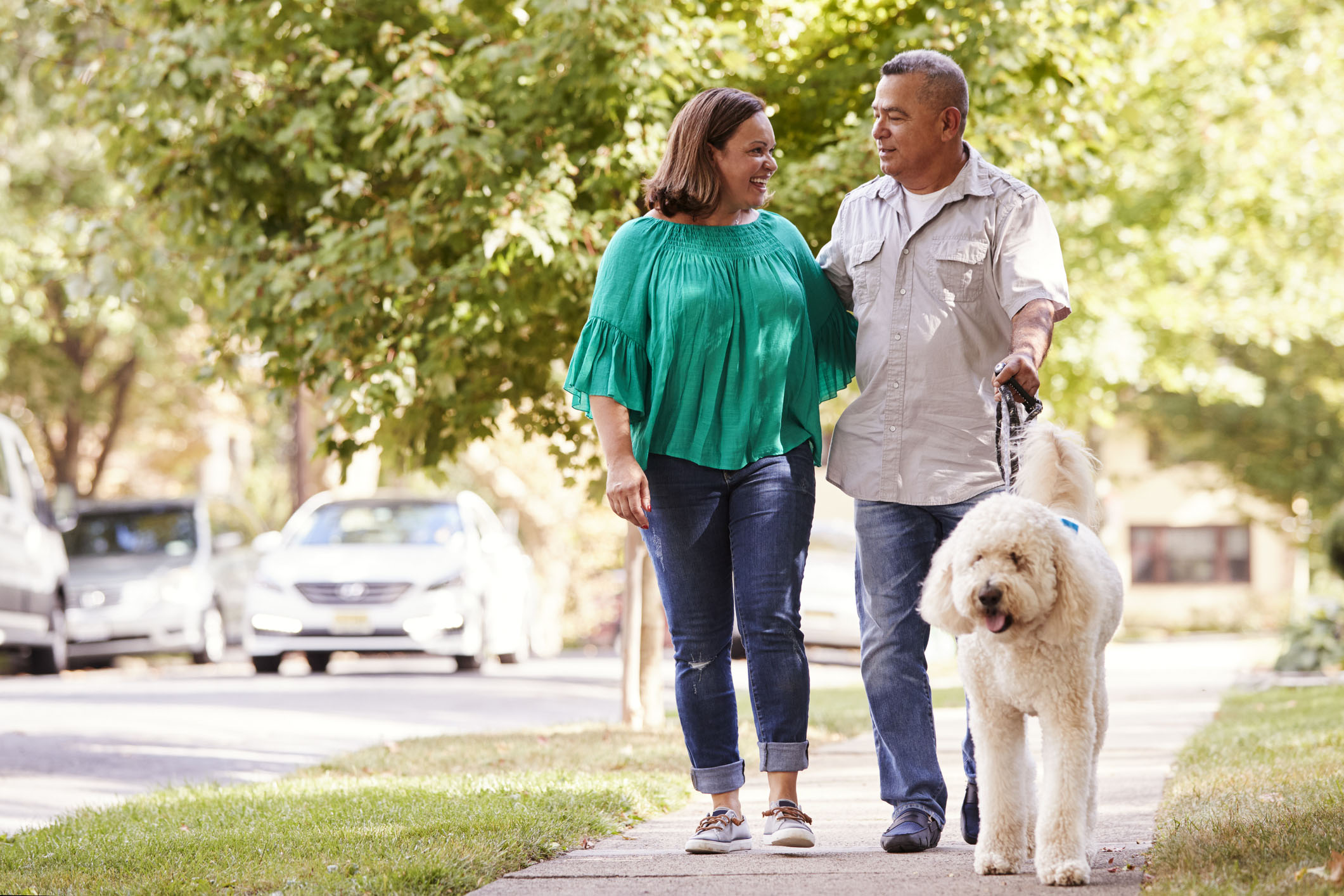 Getting active later in life brings benefits