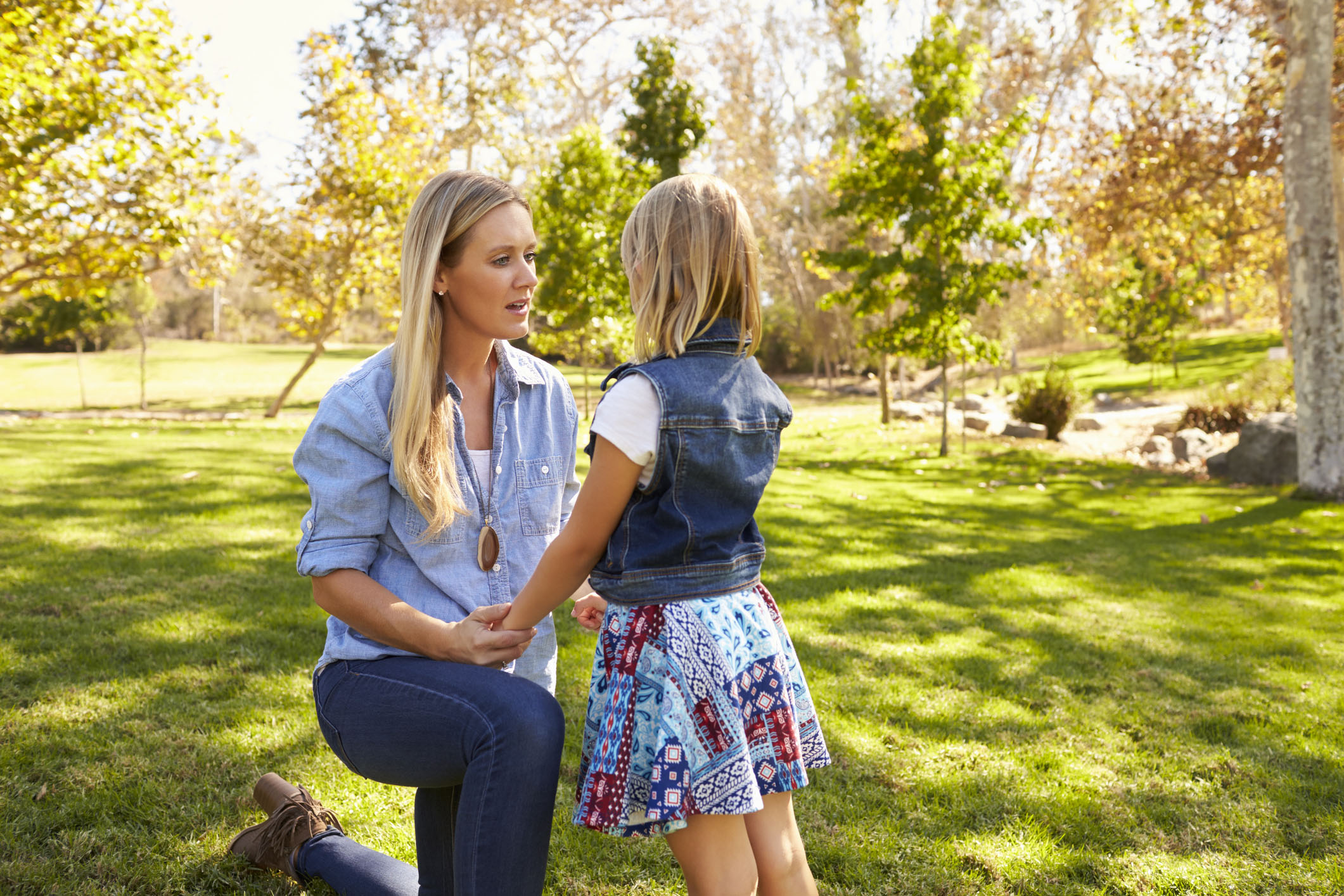 Supportive parenting can reduce child's anxiety