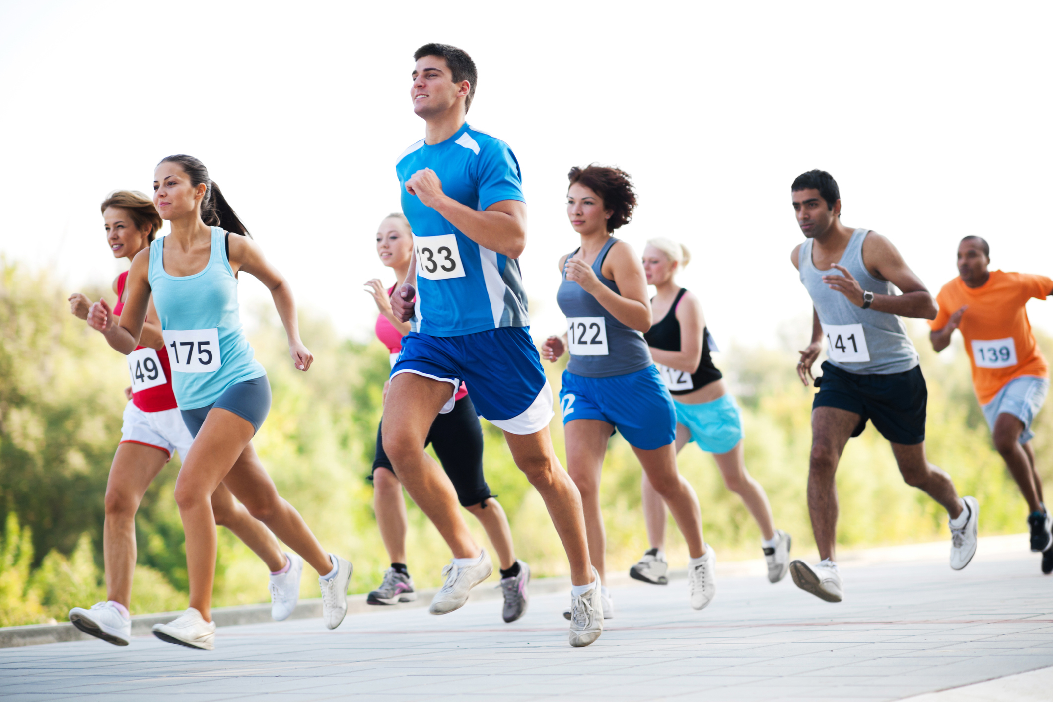 Bacteria enriched in marathon runners Nasjonale institutter  National Institutes