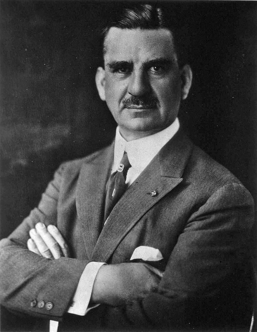 portrait of John F. Anderson, M.D.