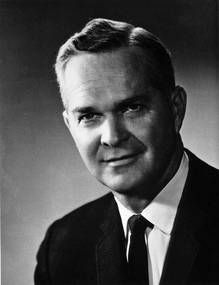 portrait of Robert Q. Marston, M.D.