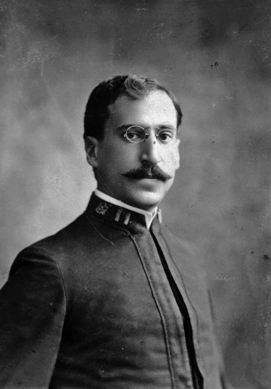 portrait of Milton Joseph Rosenau, M.D.