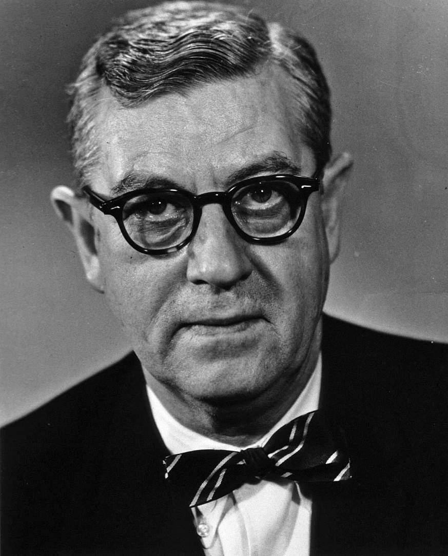 portrait of James A. Shannon, M.D.