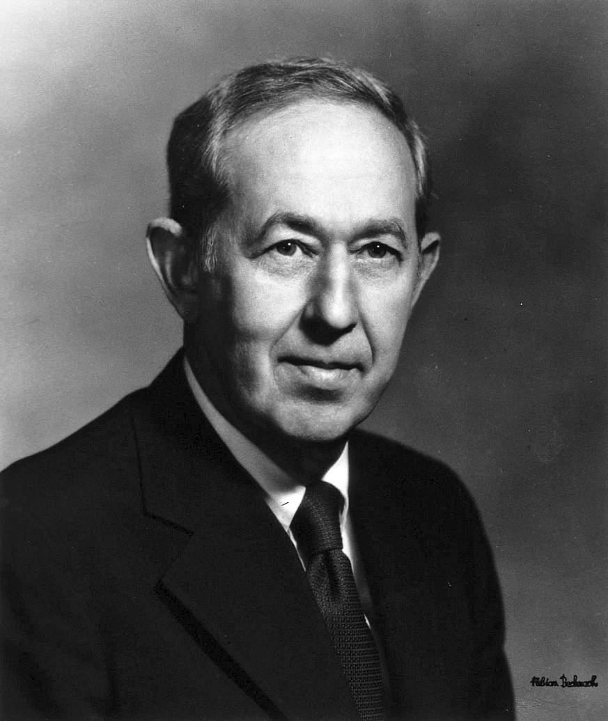 portrait of Robert S. Stone, M.D.