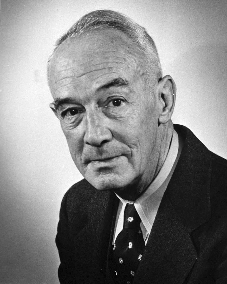 portrait of Lewis Ryers Thompson, M.D.