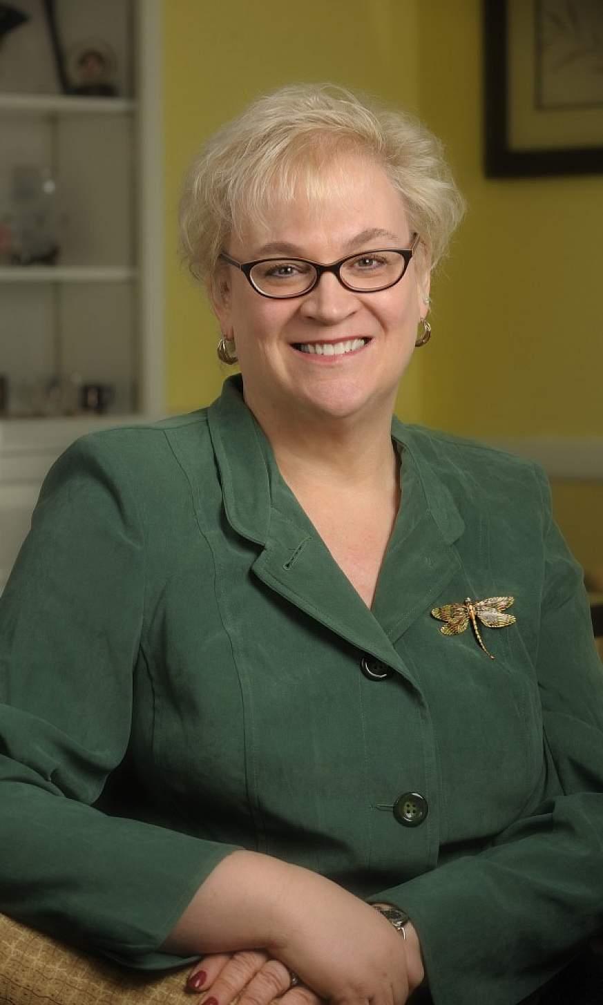 Dr. Sally Rockey