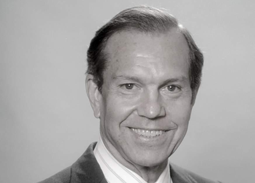 Former NIH Director James B. Wyngaarden, M.D.