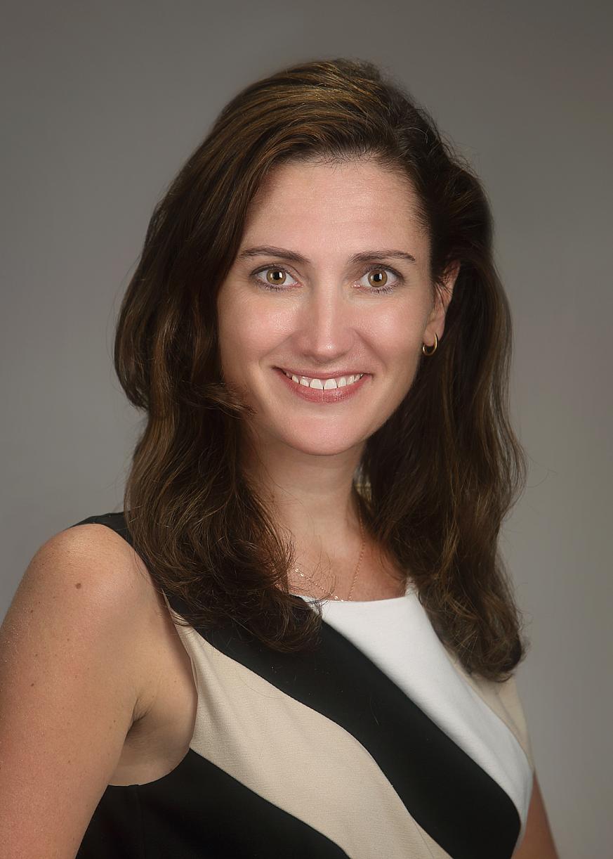 Portrait of Adrienne Hallet
