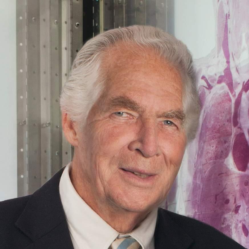 Former National Library of Medicine Director Donald A.B. Lindberg, M.D.