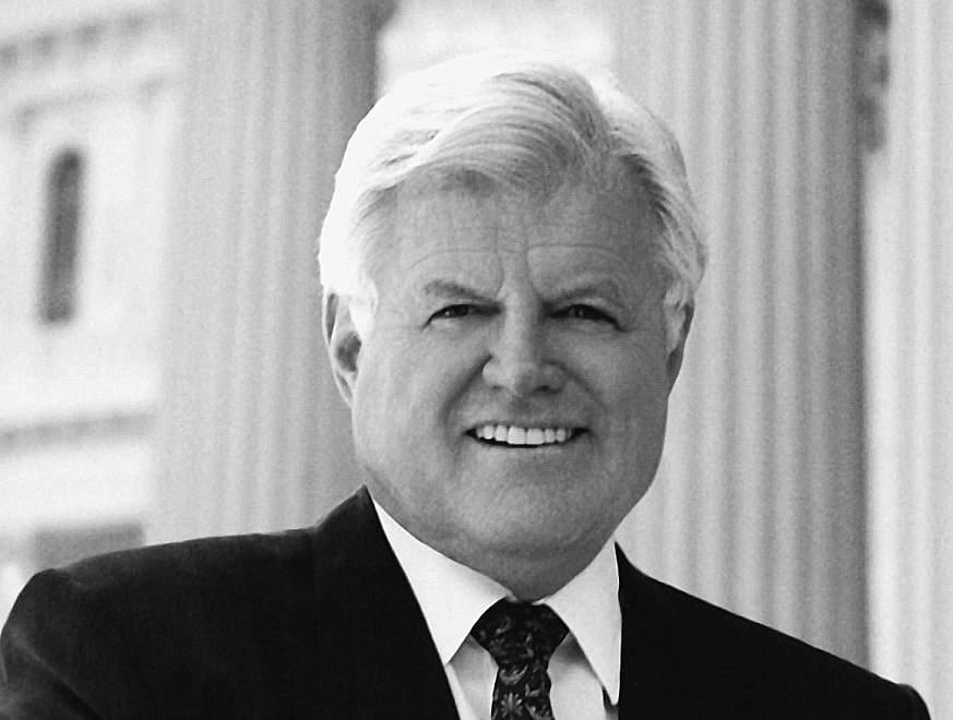 Photo of Senator Edward Kennedy