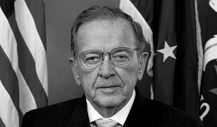 Photo of Senator Ted Stevens