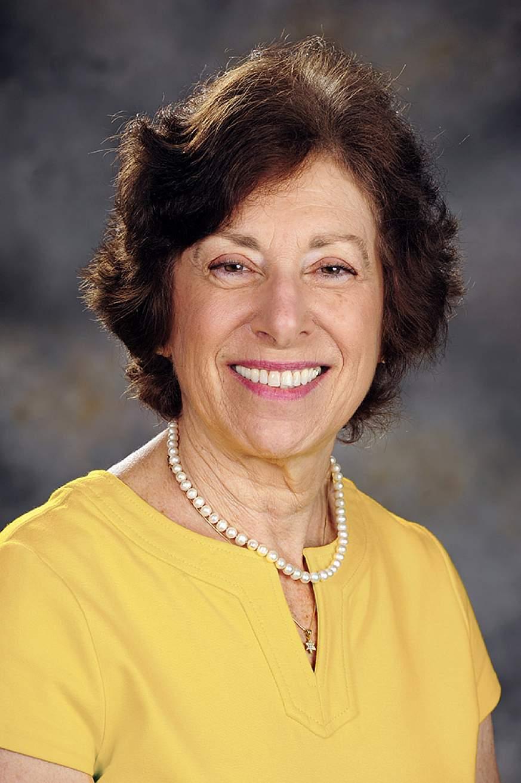 Linda S. Birnbaum, Ph.D., D.A.B.T., A.T.S.