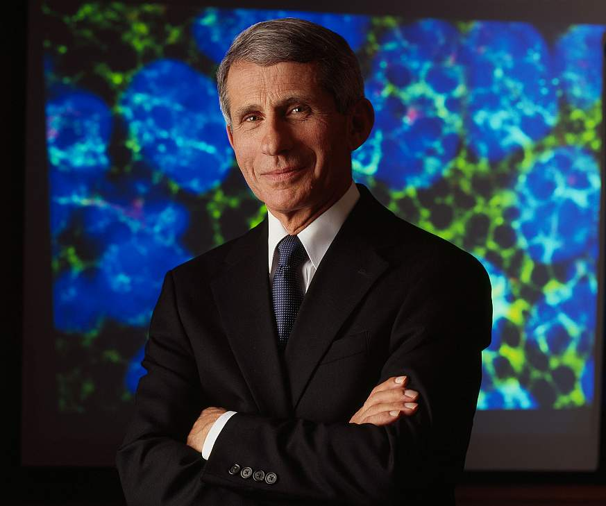 Anthony S. Fauci, M.D