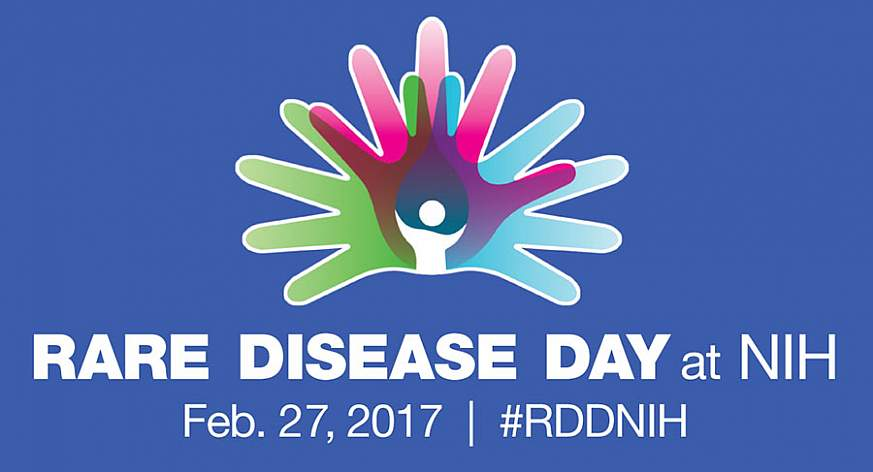 Rare Disease Day at NIH, Feb. 27, 2017, #RDDNIH