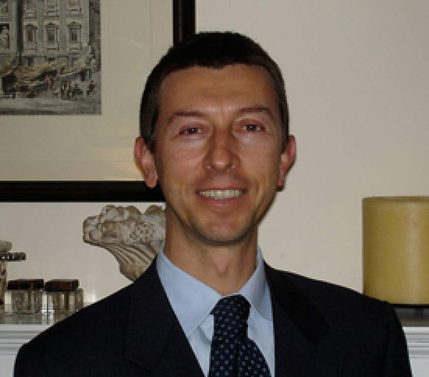 Photo of Dr. Antonello Bonci