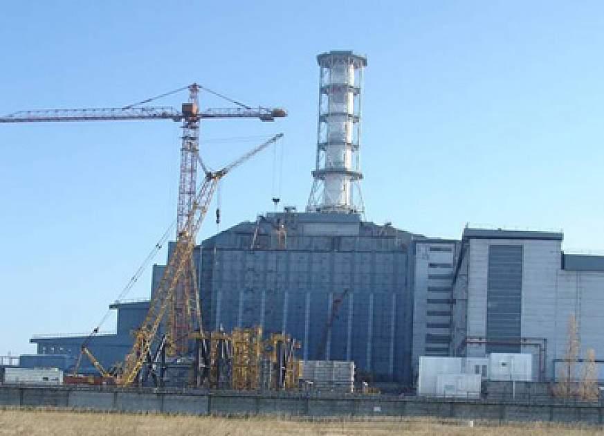 Chernobyl powerplant