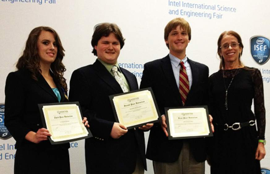 2012 Addiction Science Award winners