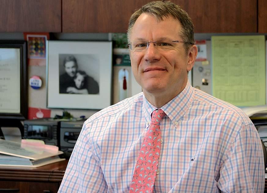 Dr. Wilson Compton, NIDA Deputy Director
