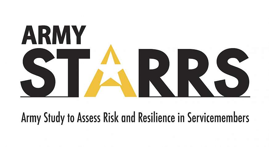 Army STARRS(Army Study to Access Risk and Resilience in Service Members) logo