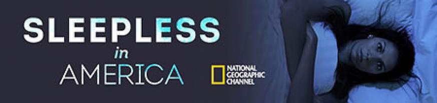 Sleepless in America Logo