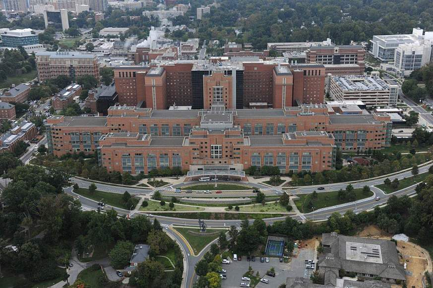 The NIH Clinical Center.