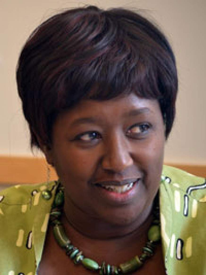 Rwandan Health Minister Dr. Agnes Binagwaho