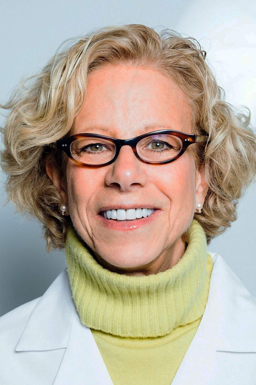 Portrait of Diana Bianchi.