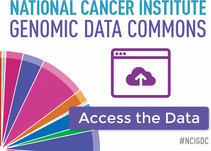 National Cancer Institute Genomic Data Commons - Access the Data - #NCIGDC