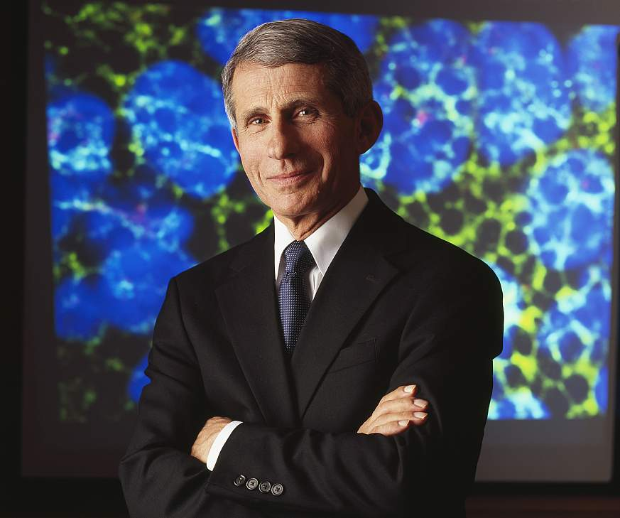 NIAID Director Anthony S. Fauci, M.D.
