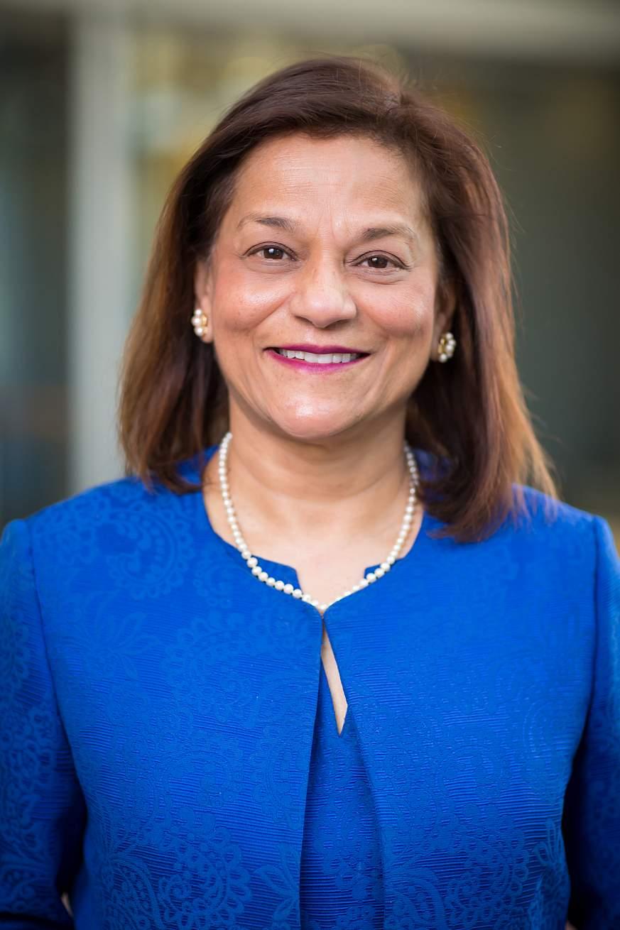 Image of Dr. Rena D'Souza.