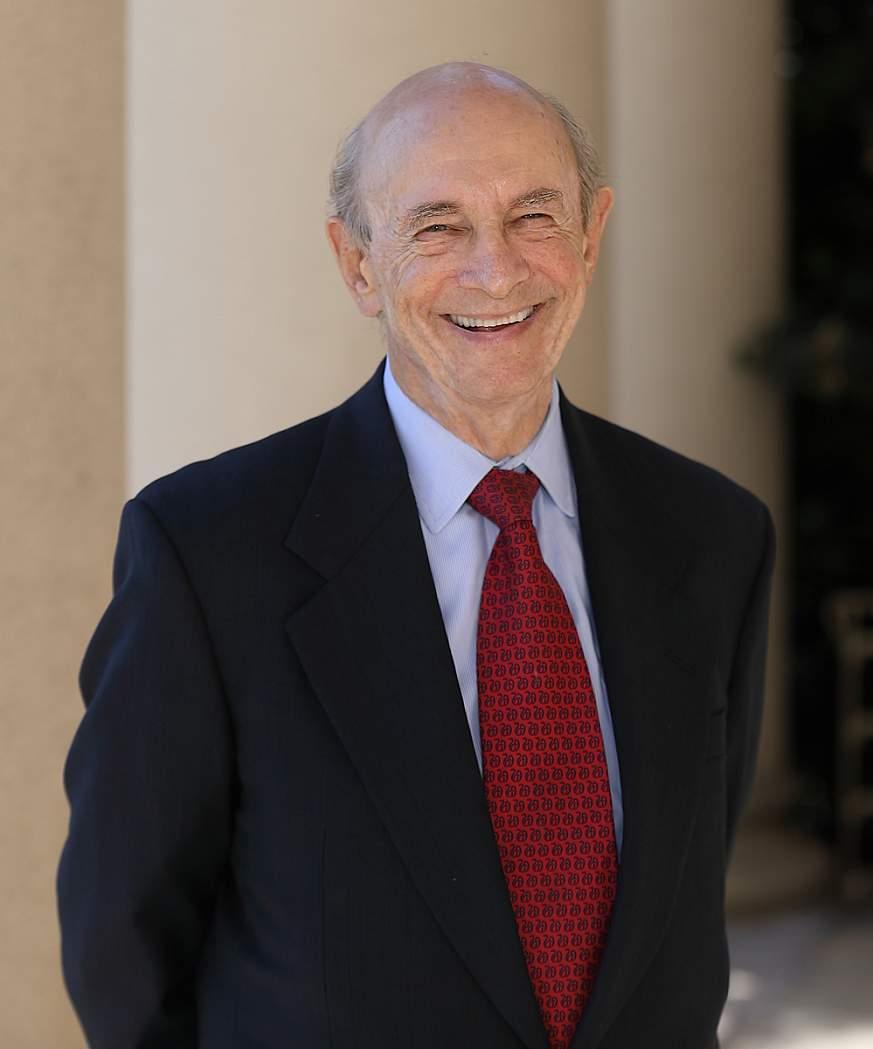 Dr. Harvey J. Alter in 2020