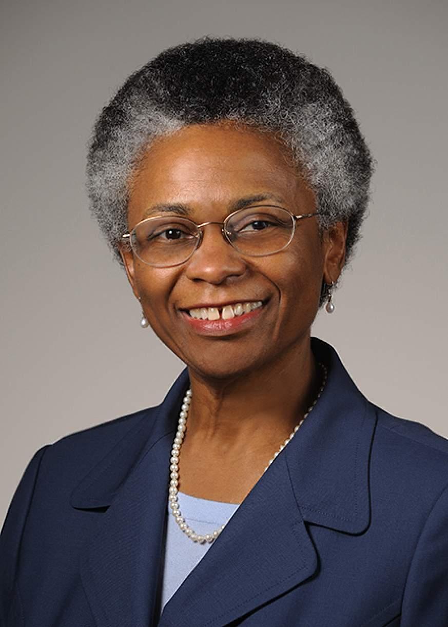 Marie A. Bernard, M.D., NIH Chief Officer for Scientific Workforce Diversity