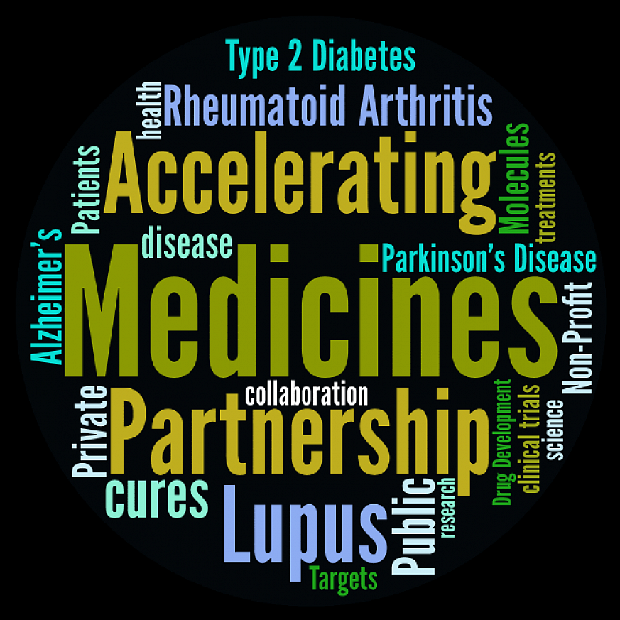 Nih launches partnership to improve success of clinical trials for amp wordcloud malvernweather Images
