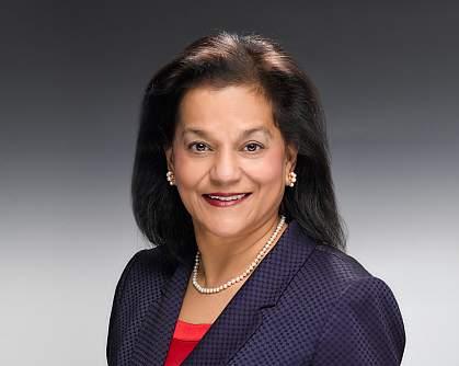 portrait of Dr. Rena D'Souza