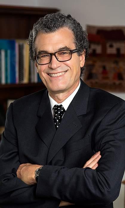 portrait of Eliseo J. Pérez-Stable, M.D.