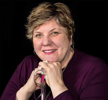 NLM Director Patricia Flatley Brennan, RN, PhD