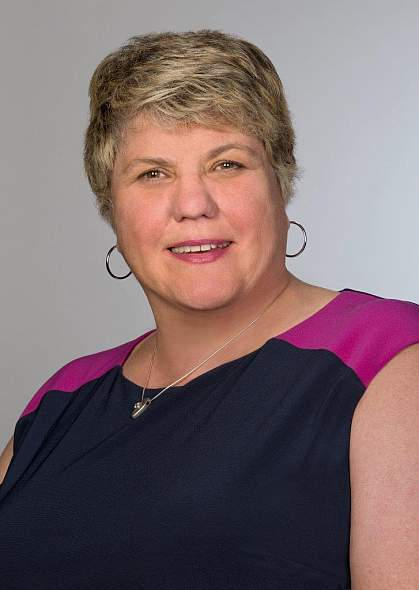 portrait of Patricia Flatley Brennan