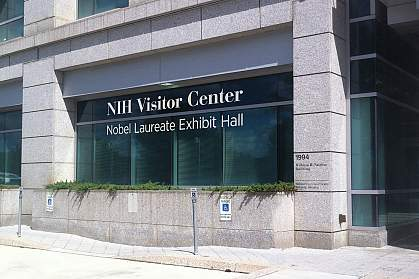 NIH Visitor Center and Nobel Laureate Exhibit Hall