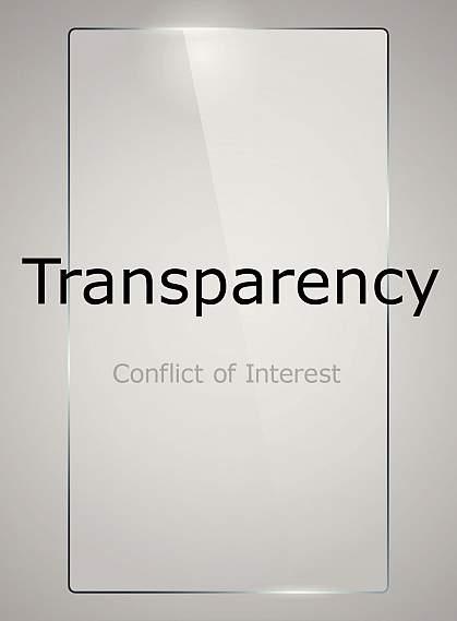 Transparency image