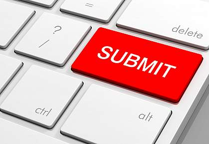 Image of a submit button