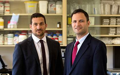 Andrew D. Huberman, Ph.D., and Jeffrey L. Goldberg, M.D., Ph.D.