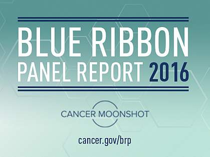 Road map to achieve Cancer Moonshot goals