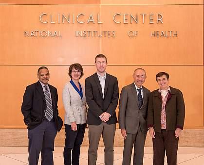 Image of panel members
