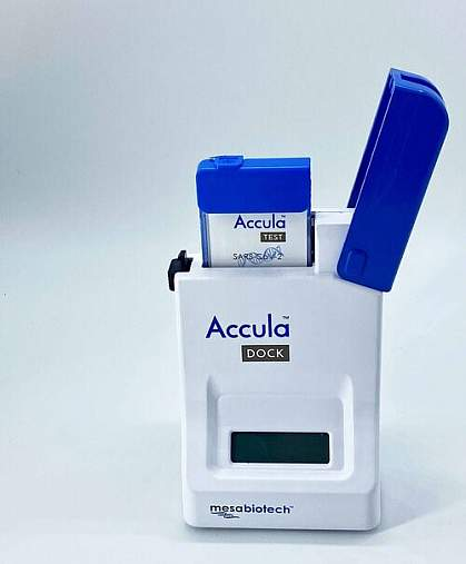 Image of Mesa Biotech's Accula System