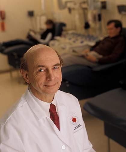 Dr. Harvey J. Alter in 2000