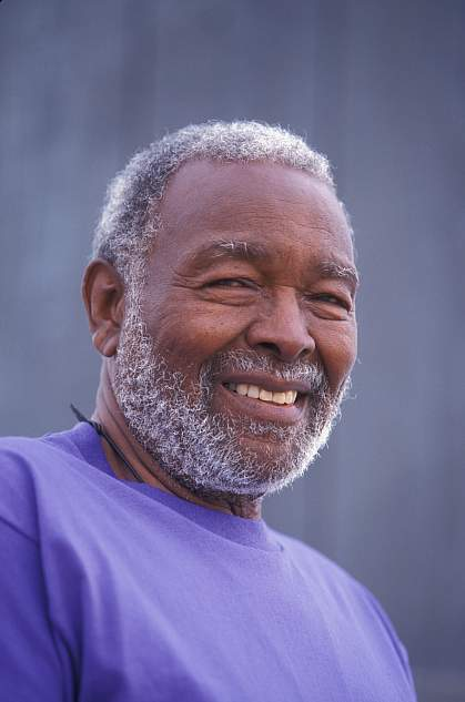 photo of a man smiling
